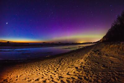 Twilight Auroras