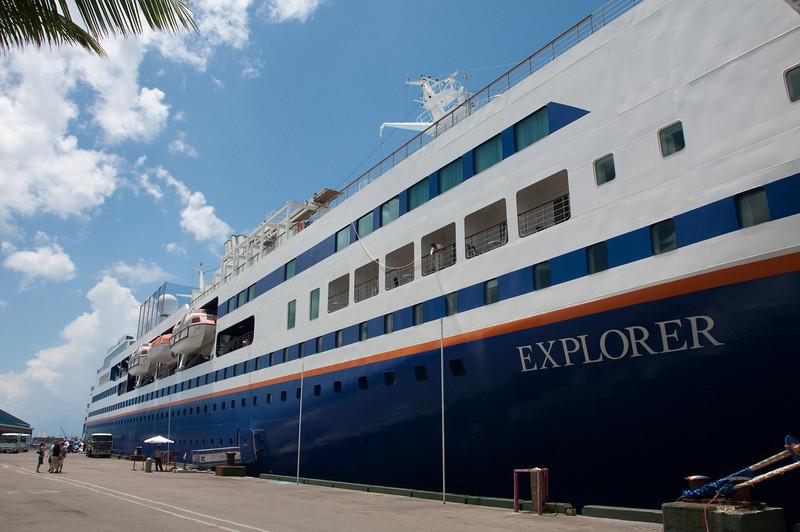 "MV Explorer, Bahamas,Nassau,""Ultimate Travel Workshop"","