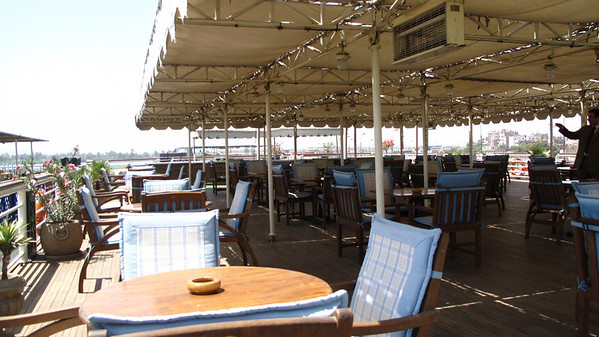 Nile Cruise Boats-Sonesta St. George