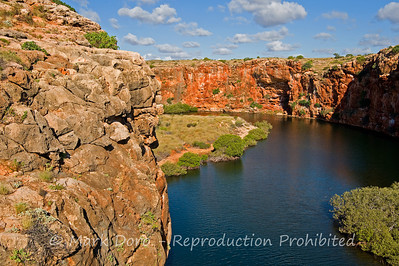 Yardie Creek, North West Cape, WA