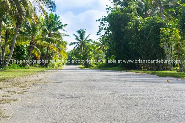 Road in Niue
