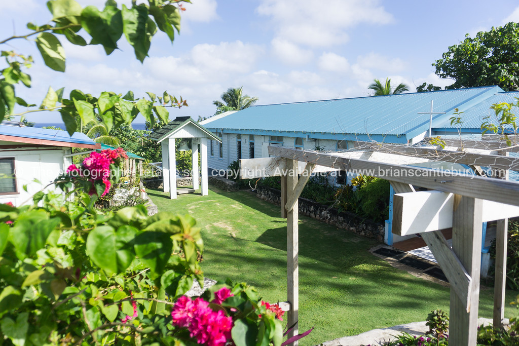 Saint Joseph's Catholic Church Alofi, Niue