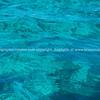 Beautiful turquoise sea from Sir Robert Wharf, Alofi, Niue.