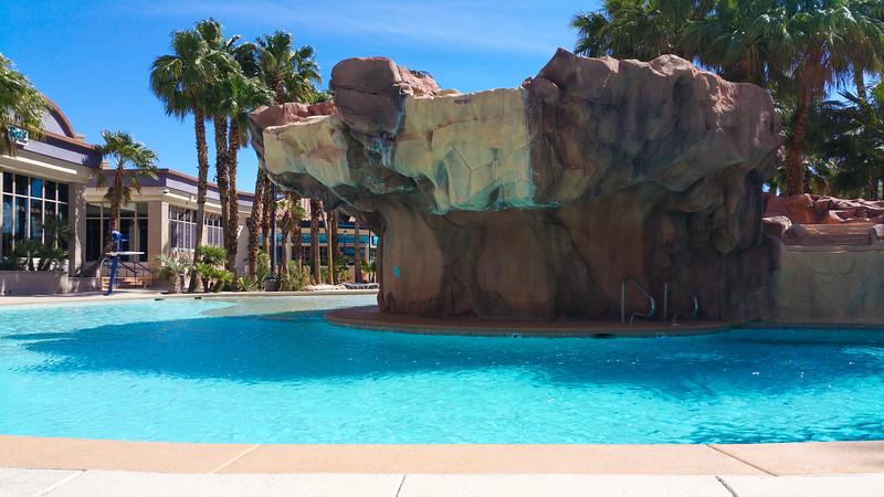 Pool at the Rio in Las Vegas