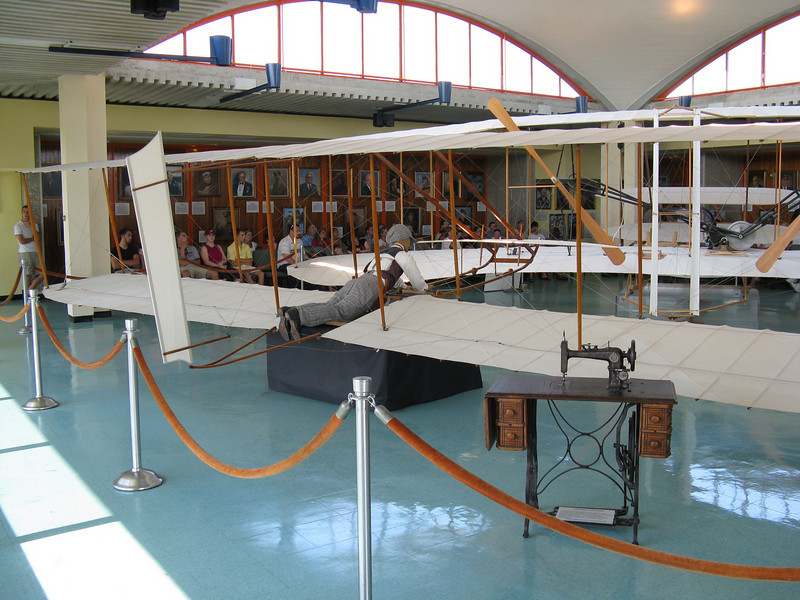Wright Brothers Museum