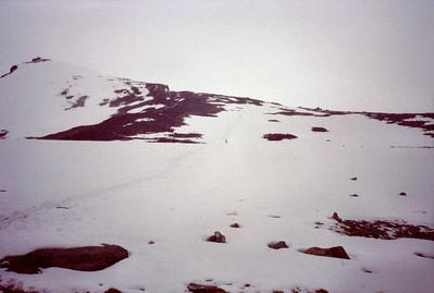 Galdhøpiggen 2469 m