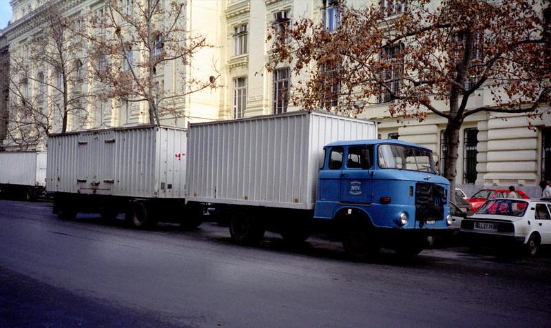 DDR LKW IFA W50