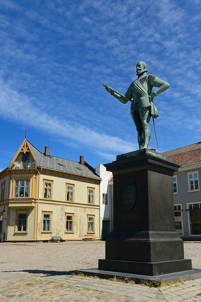 Noorwegen 2005 :  Hokksund - Frederickstad