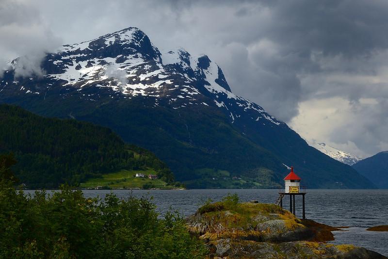 Noorwegen 2005 :  Vassender - Orsta