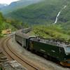 Noorwegen 2005 :  Flam - Gudvangen