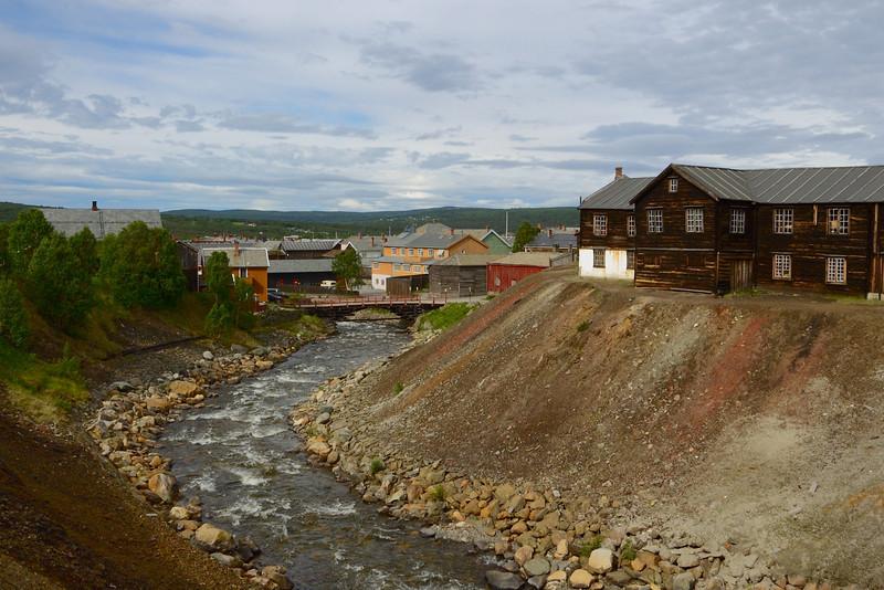 Noorwegen 2005 : Roros - Lom