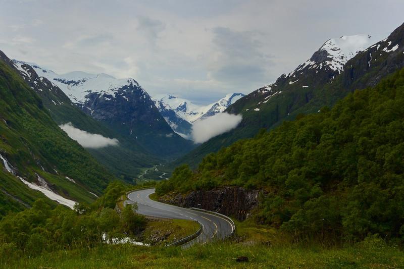 Noorwegen 2005 : Loen - Hellesylth
