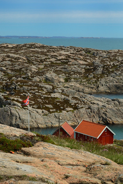Noorwegen 2005 :  Mandal - Flekkefjord