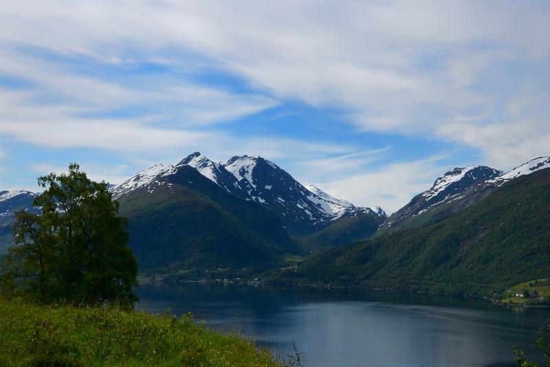 Noorwegen 2005 :  Orsta - Loen