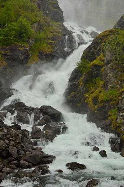 Noorwegen 2005 :  Roldal - Kinsarvik
