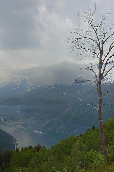 Noorwegen 2005 : Hellesylth - Sunndalsora
