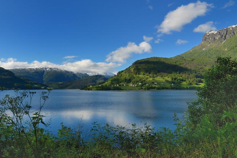 Noorwegen 2005 :  Voss - Saebo