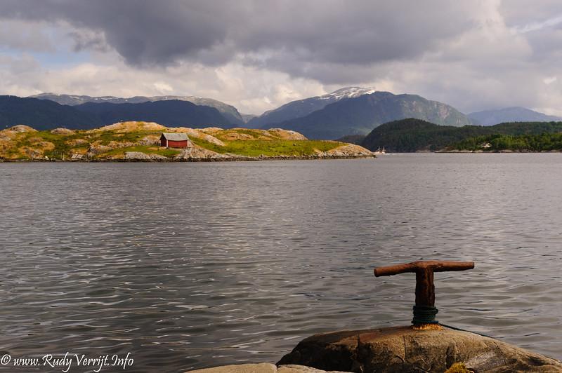 Noorwegen 2008 : Etne - Rosendal