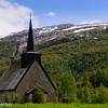 Noorwegen 2008 : Rosendal - Voss