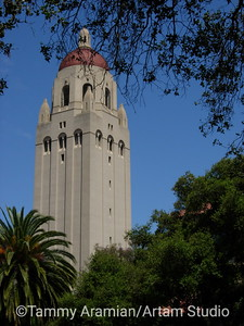Hoover Tower, May 2006
