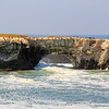 2017-09-09_1152_Point Arena.JPG<br /> <br /> Rugged coast, the ocean carved this arch