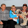 2017-09-17_1568_Tony_Elly_Parker_Steve Schachtel_Nanaimo.JPG<br /> <br /> The adorable 'Steve' (Wheaton Terrier) getting in some lap time!