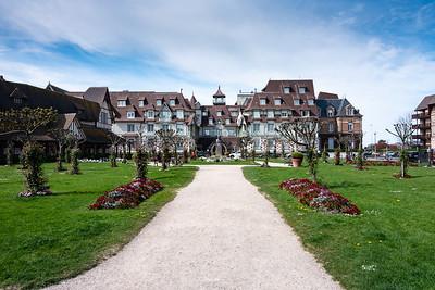 """Hôtel """"Le Normandy"""""""