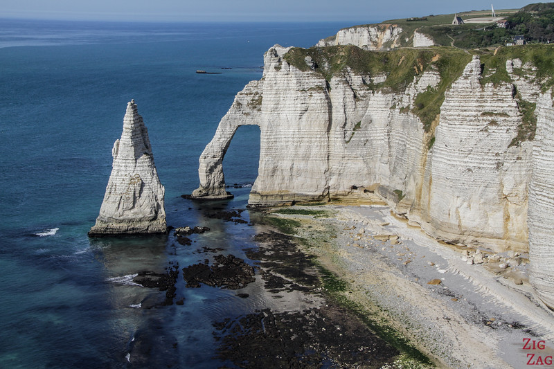 visit the Alabaster coast in Normandy
