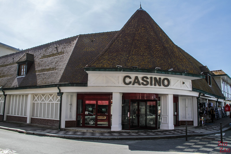 Casino in Etretat