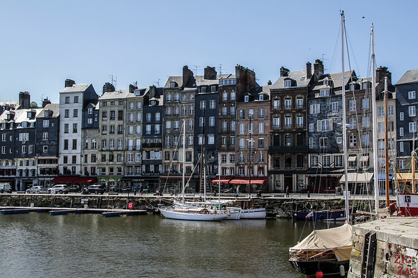 Honfleur, day trip from Le Havre