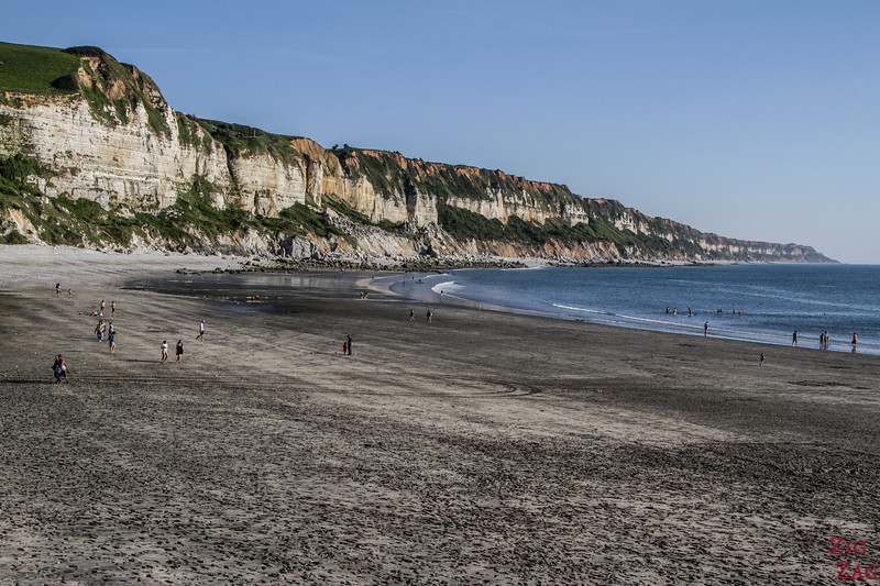 Saint Jouin de Bruneval Antifer plage