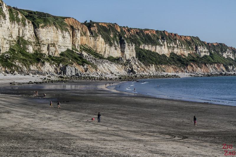 Saint Jouin de Bruneval - Antifer beach 2