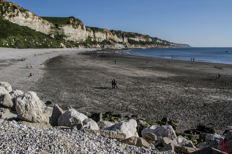 Strand Saint-Jouin-Bruneval / Antifer