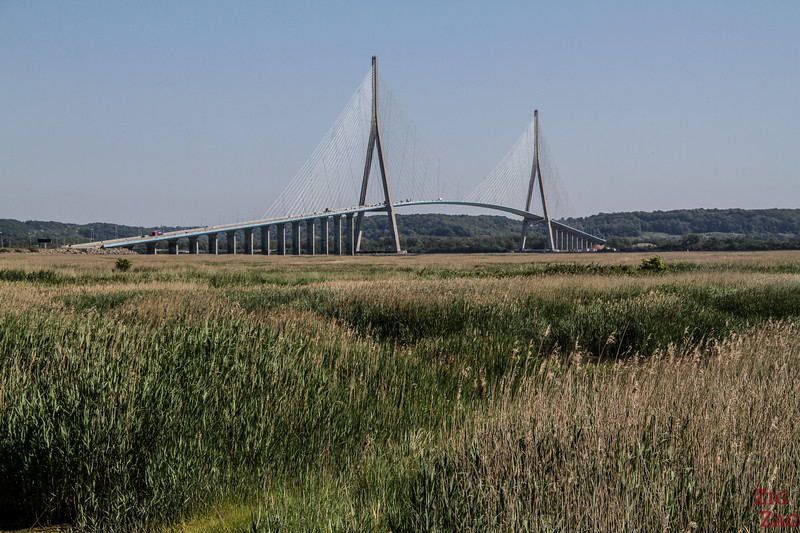 Normandy bridge