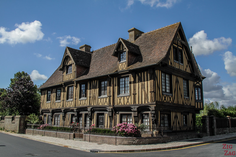 Beuvron en Auge - Most beautiful in Normandy - house