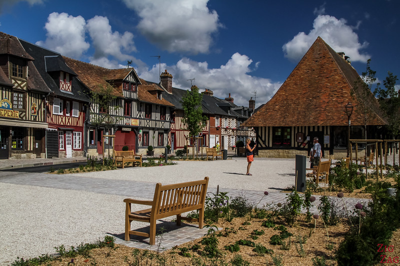 Beuvron en Auge - Most beautiful in Normandy