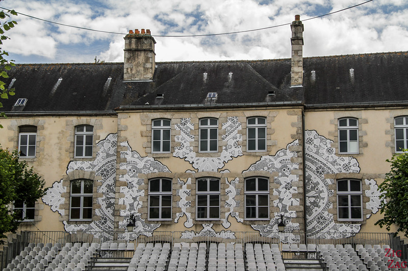 Museum of Lace in Alençon