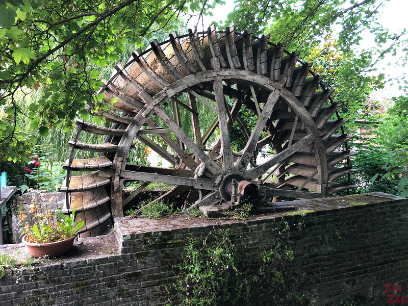 Veules les Roses river mill 2