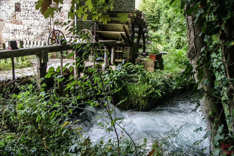 Veules les Roses river mill 3