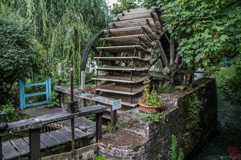 Veules les Roses river mill 1