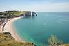 Normandie, Frankrijk / Normandy, France - Etretat
