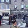 Final celebrations in Sainte-Mère-Église.<br /> <br /> The French Resistance.
