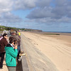 Omaha Beach west to east.