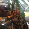 Finally had an opportunity to visit the Airborne Museum in Sainte-Mère-Église.<br /> <br /> Inside of a glider.