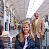 Inside Gare St. Lazare