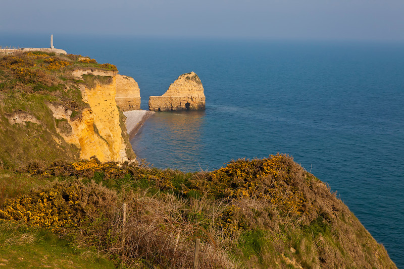 Pointe du Hoc - Normandy, France