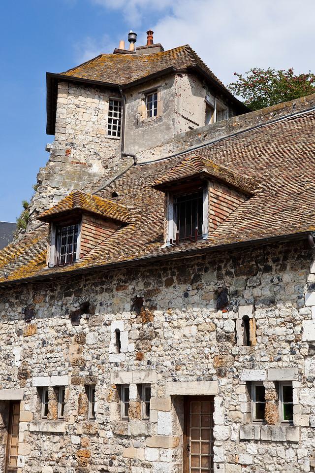 Port House - Honfleur, France