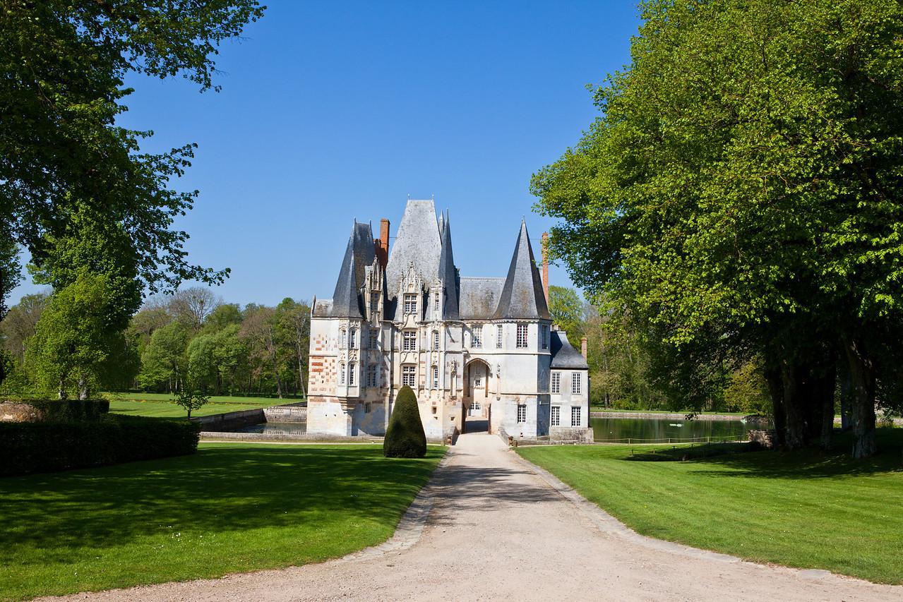 Chateau d'O - Normandy, France