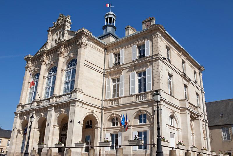Hotel de Ville - Seés, France