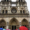 Notre Dame.. Rainy Morning in Paris